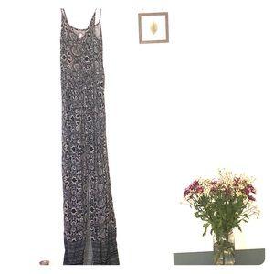 Long Hollister maxi dress!